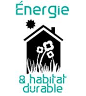 icone énergie et habitat durable