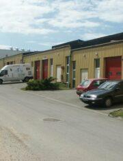 Photo extérieur de la Pépière d'entreprise d'Abbeville Ateliers numéros 1