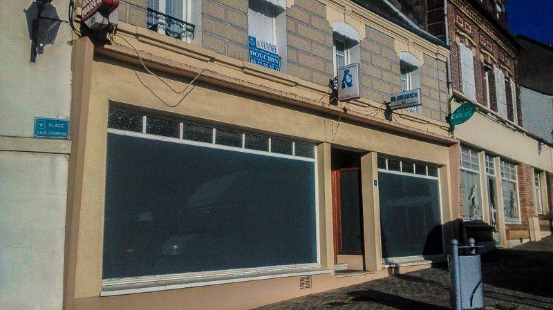 Photo extérieur du local commercial à Crécy en Ponthieu numéro 1