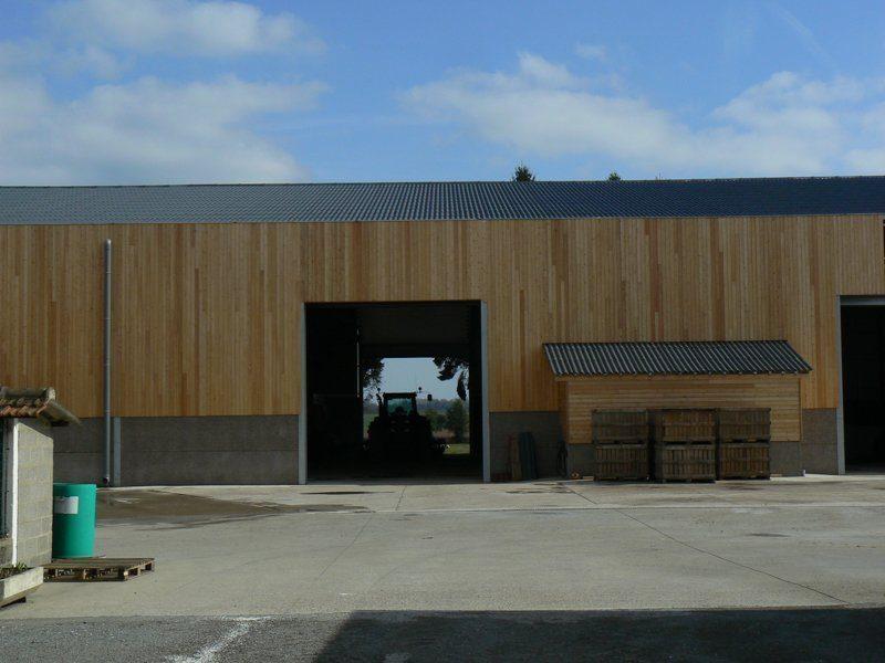 Photo du local de stockage de 1700 m² à Domléger