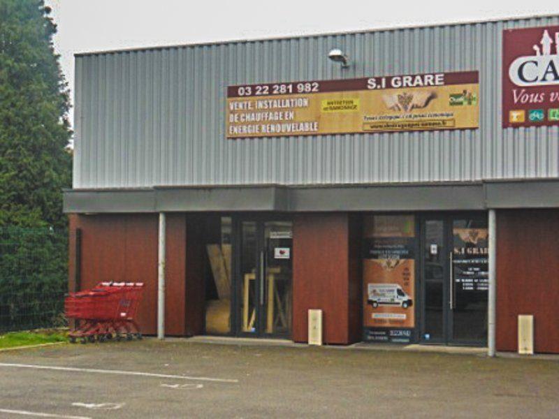 Photo extérieur du local commercial 279 m² à Friville Escarbotin numéros 1