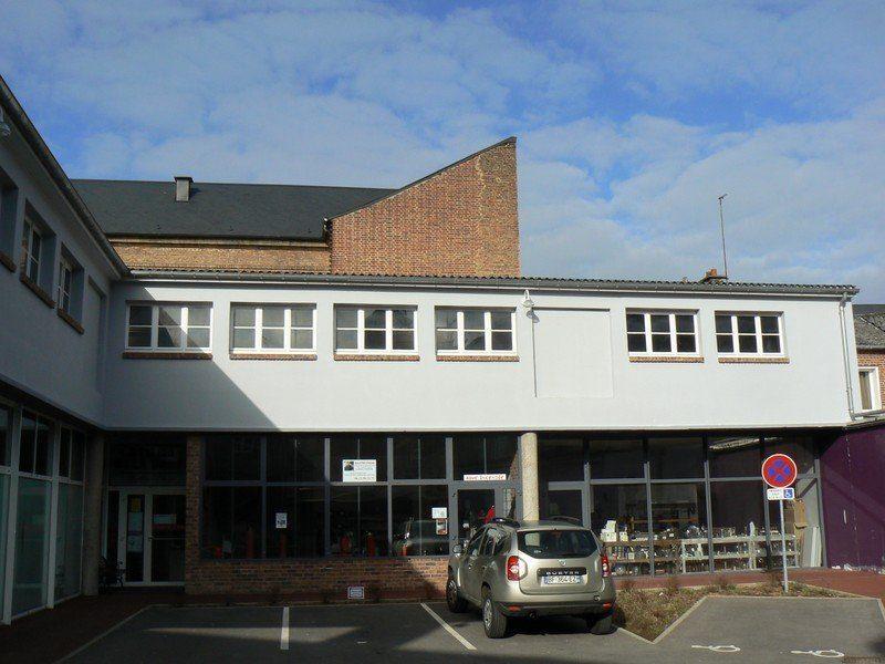 Photo extérieur de plateau de bureau à Abbeville numéros 2