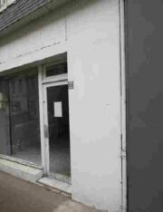 Local commercial Abbeville façade extérieure