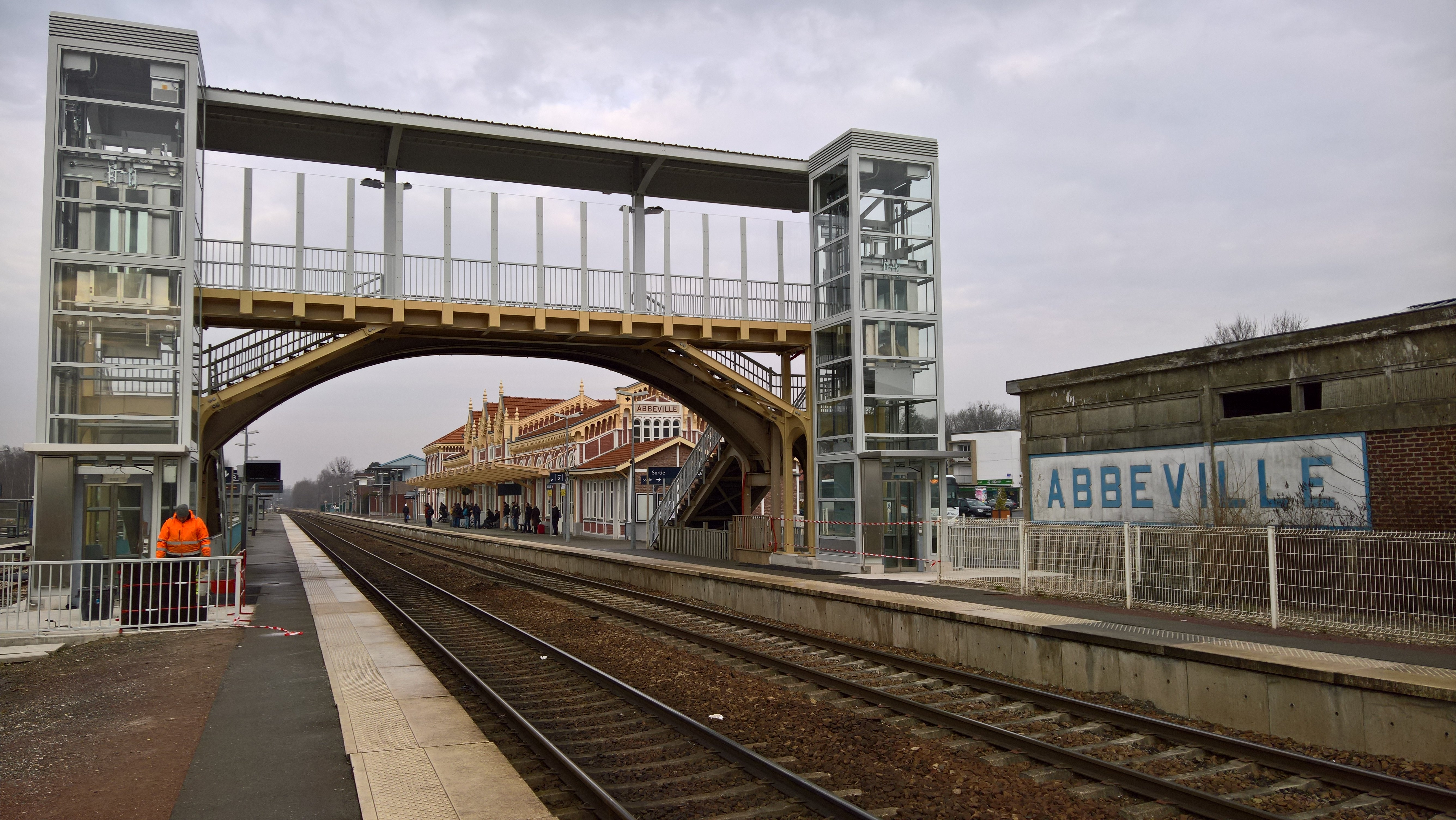 Gare Abbeville