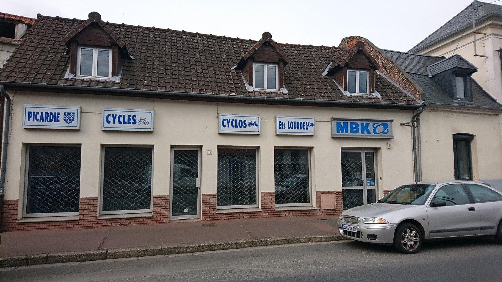 Bourse des locaux vacants bureaux de 14 29 m for Taxe fonciere garage prix