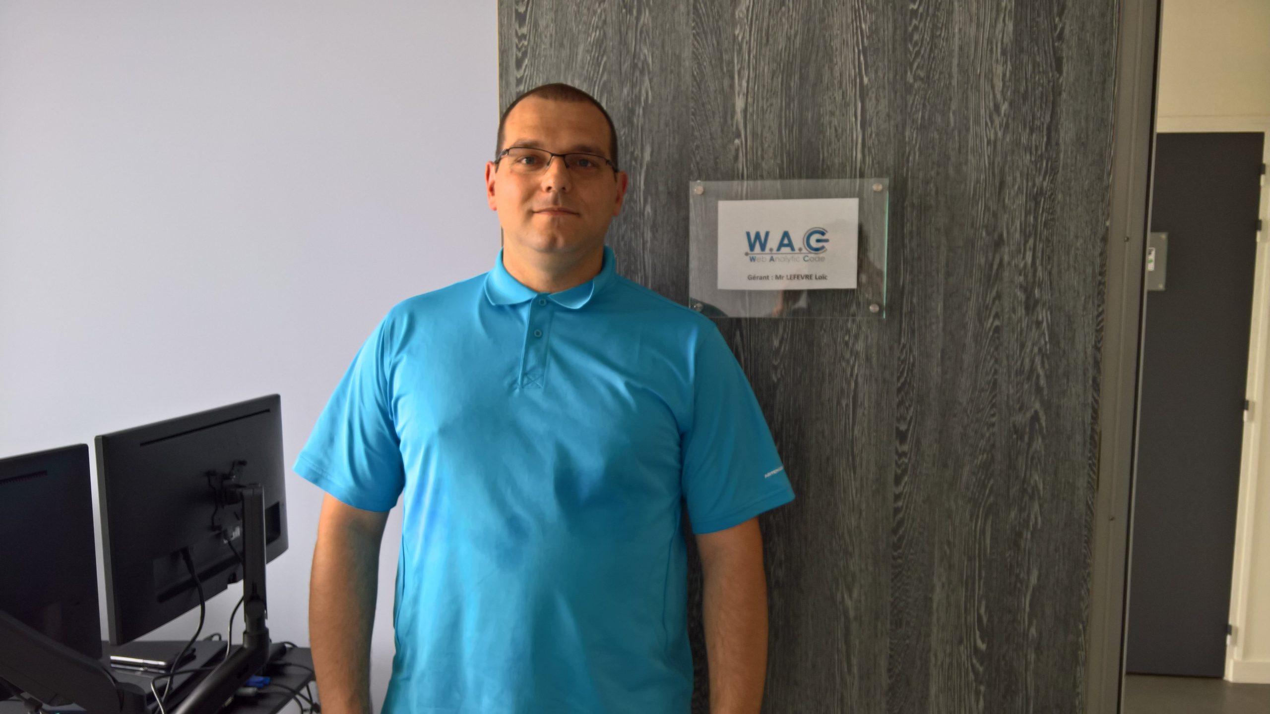 Loïc WAC 2
