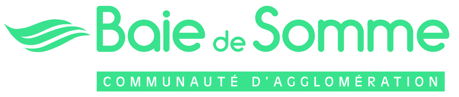 logo de communauté d'agglomération de la Baie de Somme